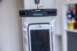 iPhone and Samsung Waterproof Case - Money Well Spent
