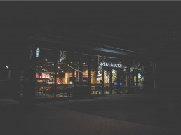 Starbucks at Night techloto