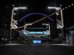 Wembley Stadium techlot